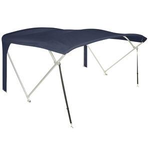 "Buggy Style Pontoon Bimini Top Fabric Only, Sunbrella Acrylic, 96""-102"" Wide"