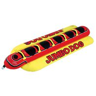 Airhead Jumbo Dog 5-Rider Towable Tube