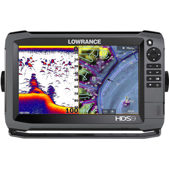 Lowrance HDS-9 Gen3 Fishfinder/Chartplotter 83/200