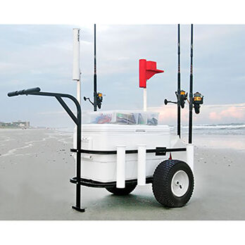 Sea Striker Deluxe Fishing Cart