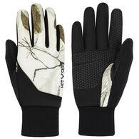 Hot Shot Women's Touch Glove, Realtree AP Snow Camo