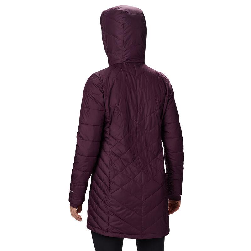 Columbia Women's Heavenly Long Hooded Jacket image number 4