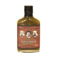 Original Juan Most Wanted Fire Roasted Green Srirach-AH Pepper Sauce 7oz