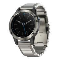 Garmin Quatix 5 Marine GPS Smartwatch With Stainless Steel Band