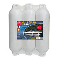 "Taylor Made Hull Gard 6.5"" x 23"" Inflatable Fenders, 3-Pack"