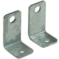 "Galvanized ""L"" Brackets"