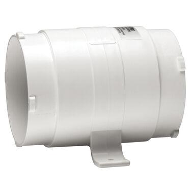 """Detmar Water-Resistant 4"""" In-Line Blower"""