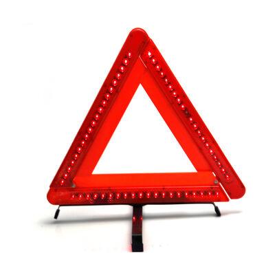 Flashing LED Emergency Warning Triangle