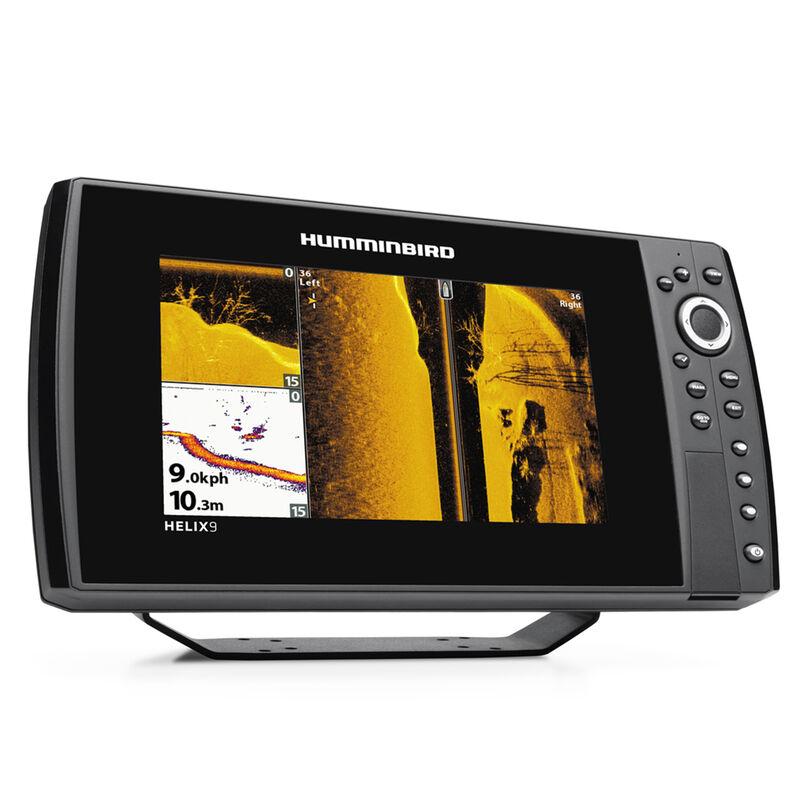 Humminbird Helix 9 SI Fishfinder GPS Combo image number 2