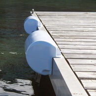 "Dock Edge DockSide Straight Bumper, 23""L x 7-7/8""H"