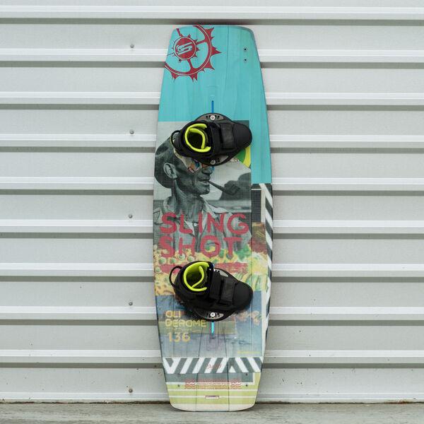 Slingshot Oli Wakeboard, Blank