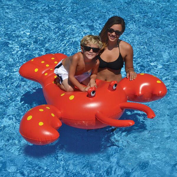 Swimline Rock Lobster Ride-On Float