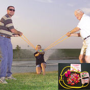 Beast 300-Yard Mega-Slingshot Kit