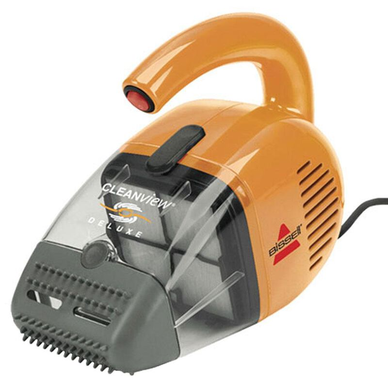 CleanView Deluxe Corded Hand Vacuum image number 2