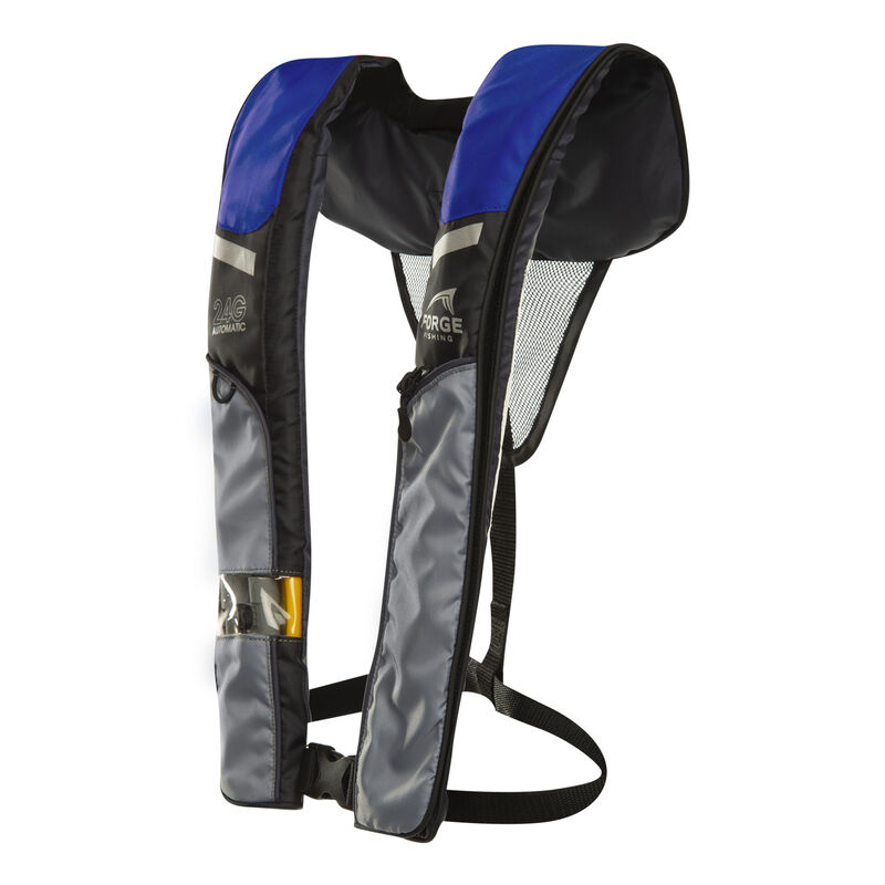 Forge Fishing 1H Slimline Automatic PFD image number 3