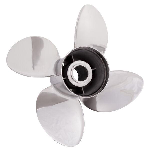 Solas Rubex HR4 4-Blade Propeller, Exchangeable Hub / SS, 13 dia x 17, RH