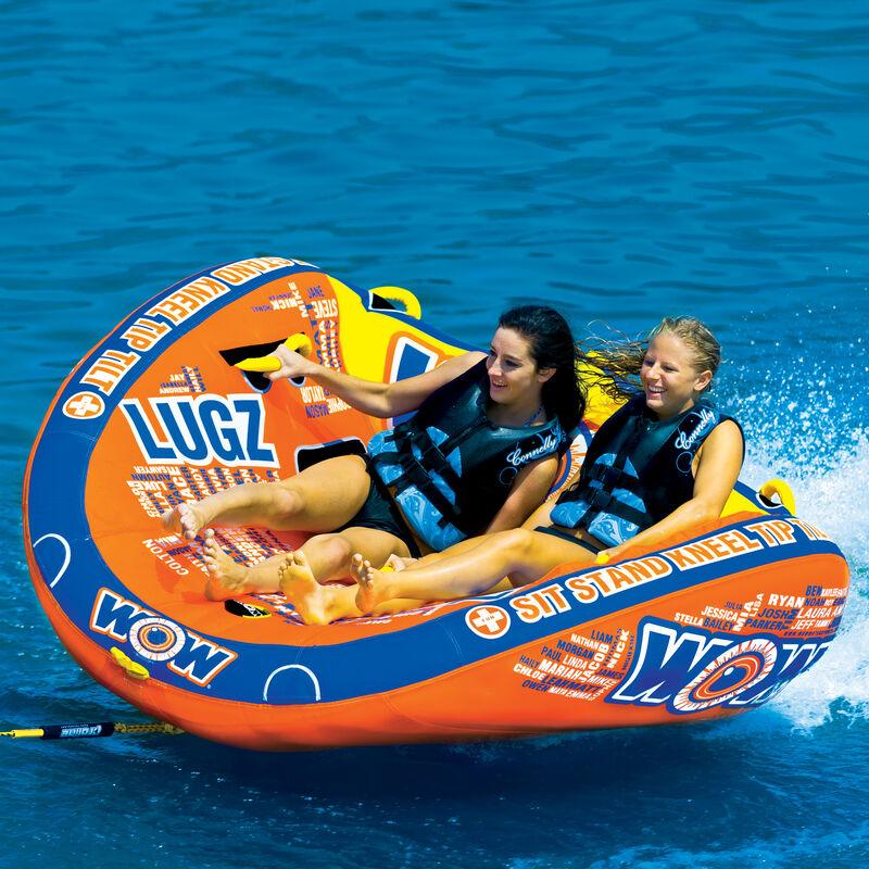 WOW Lugz Towable Tube image number 6