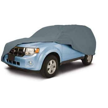 Classic Accessories PolyPro 1 Car Cover, Mid-size Sedan