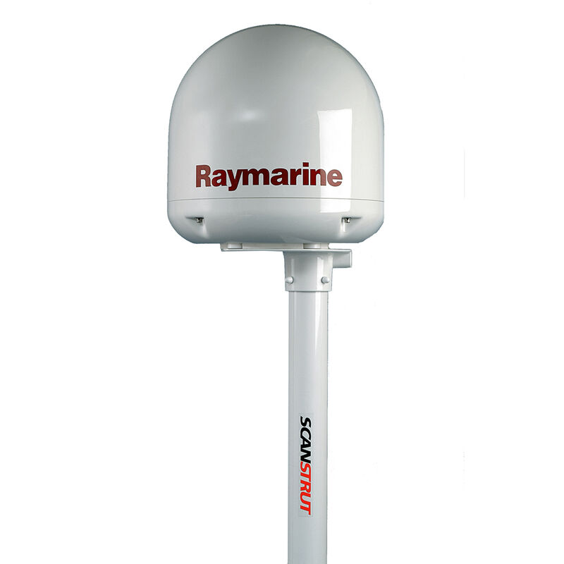 Scanstrut 6' Radar Pole-Mount Kit for Raymarine 2kW & 4kW Domes image number 1