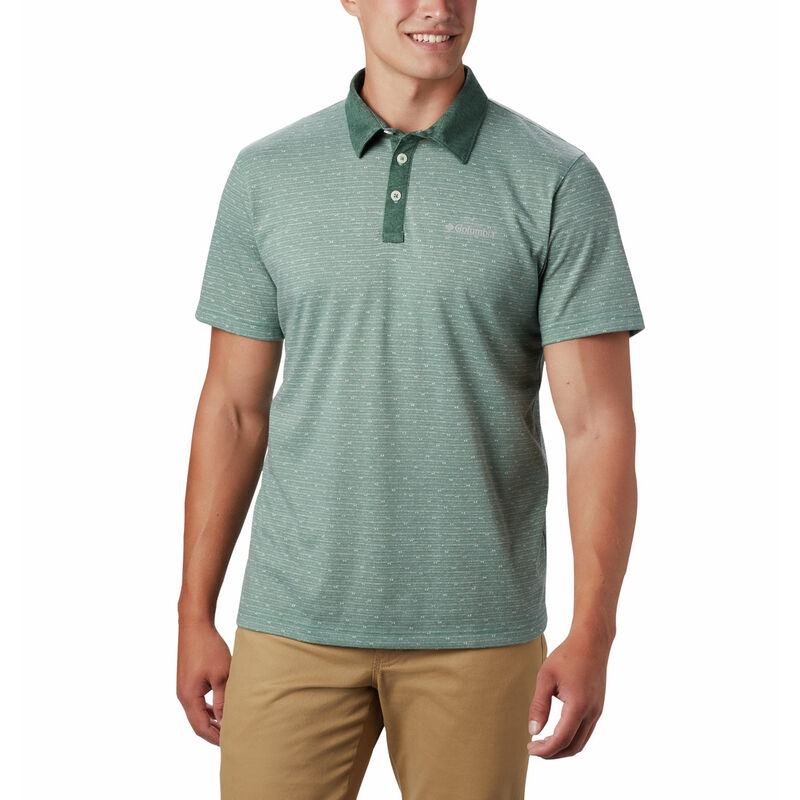Columbia Men's Thistletown Park Short-Sleeve Polo image number 13
