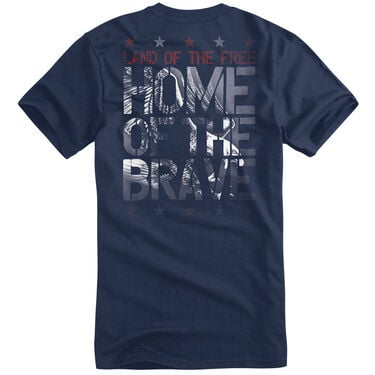 Field Duty Men's Home Of The Brave Short-Sleeve Tee