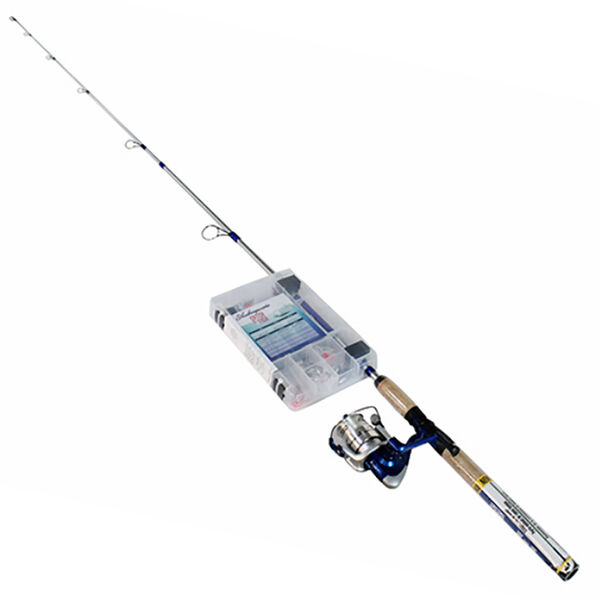 Shakespeare Catch More Fish Inshore Rod And Reel Combo