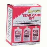 Star Brite Teak Care Kit, pt.