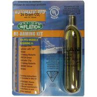 Forge Fishing Slimline 1H Automatic PFD Rearming Kit