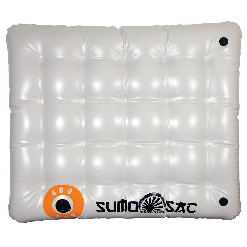 "Straight Line Sumo Flat Sac 800 Ballast Bag, 55""L x 45""W x 9""H, 800 lbs. image number 1"