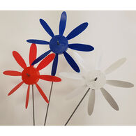 Patriotic Early Bloomer Spinning Daisies