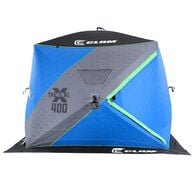 Clam Outdoor  X-400 Thermal Hub Ice Fishing Shelter