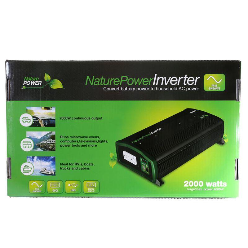 Nature Power 2000W Sine Wave Inverter image number 2