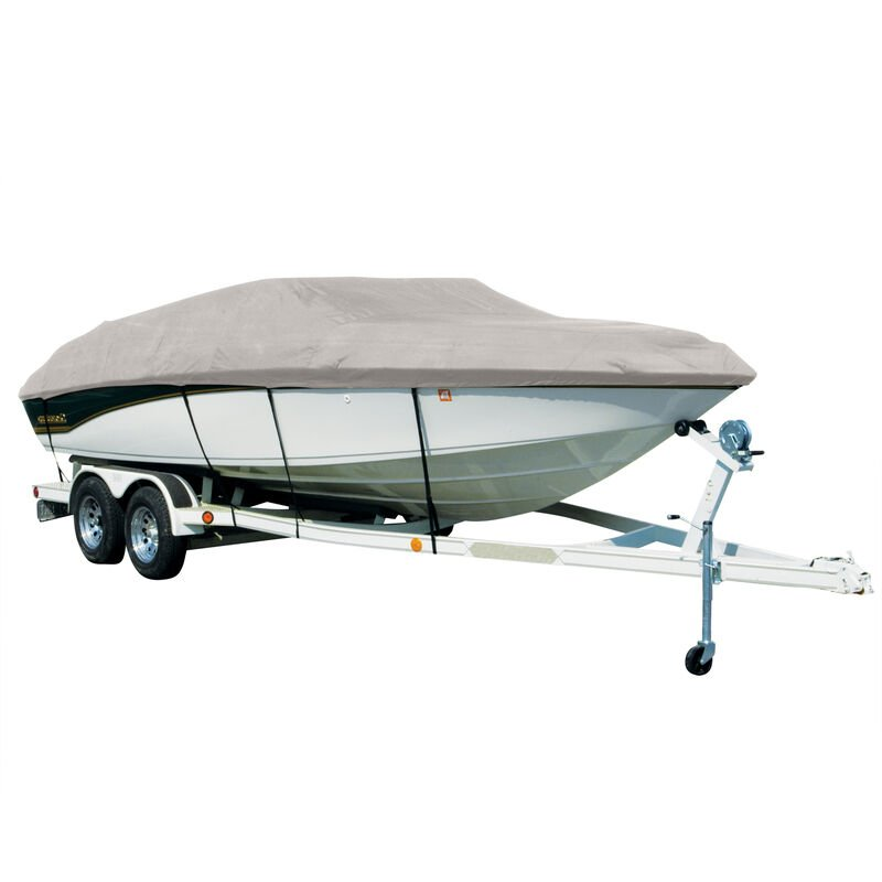 Exact Fit Covermate Sharkskin Boat Cover For BAJA 38 SPECIAL image number 11