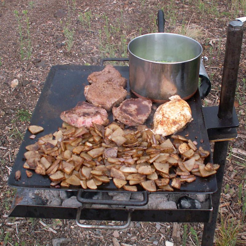 Camp Chef Mountain Man Grill image number 3