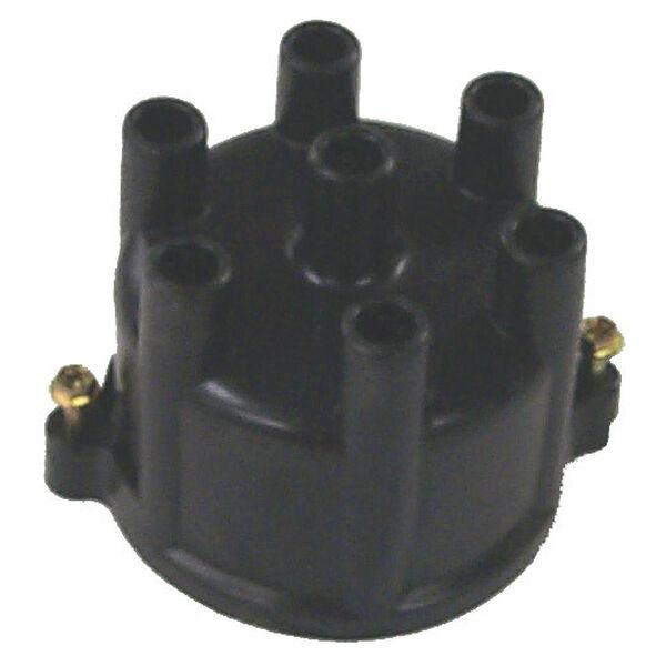 Sierra Distributor Cap For Mercury Marine/OMC/Volvo Engine, Sierra Part #18-5353