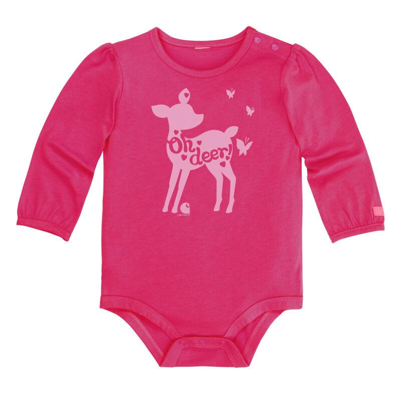 Carhartt Infant Oh Deer Bodysuit image number 1