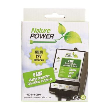 Nature Power 8 Amp Charge Controller