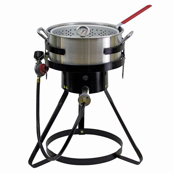 CHARD Fish and Wing Fryer Kit