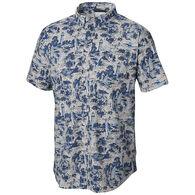 Columbia Men's Rapid Rivers Printed Short-Sleeve Shirt
