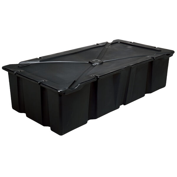 "Dock Float Black 24""x36""x16"""