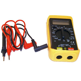 Sierra Digital Multimeter, Sierra Part #EC09090