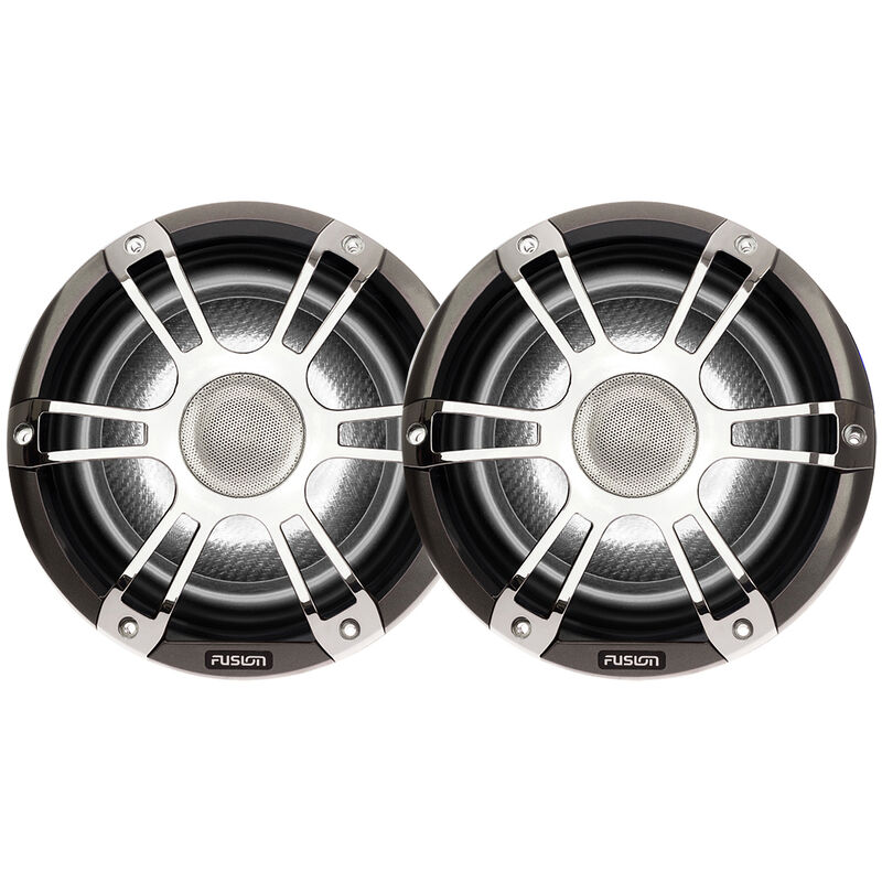 """FUSION SG-CL77SPC Signature Series Speakers 7.7"""" Grill  image number 1"""