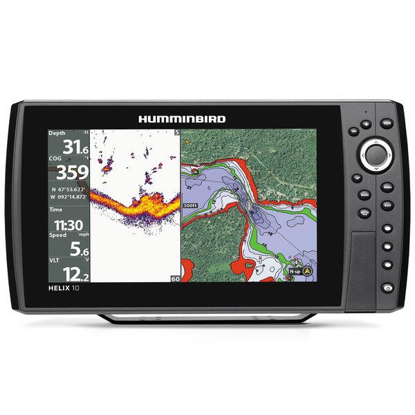 Humminbird Helix 10 Sonar GPS Combo