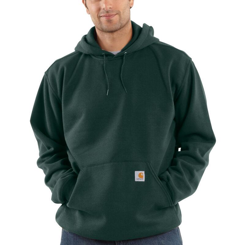Carhartt Men's Hooded Pullover Sweatshirt image number 7