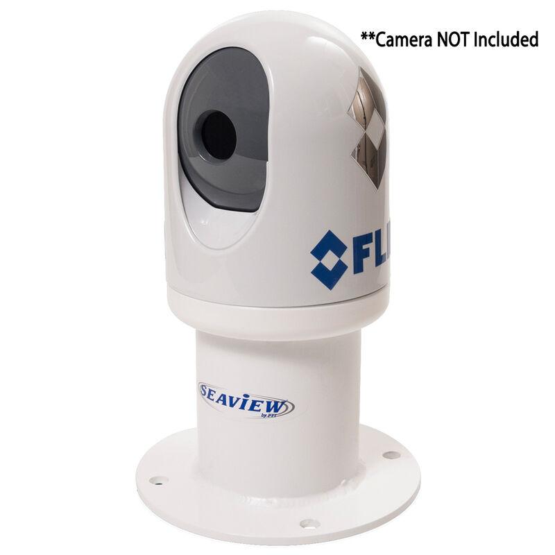 "Seaview 5"" Thermal Camera Mount for FLIR MD-Series & Raymarine T200 image number 1"