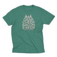 Points North Men's Let's Go Camping Short-Sleeve Tee