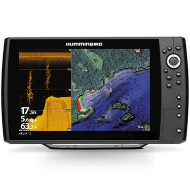 Humminbird Helix 12 DI GPS G2N CHIRP Fishfinder Chartplotter