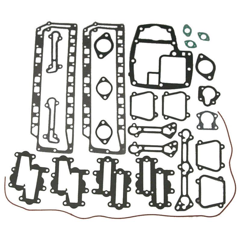 Sierra Powerhead Gasket Set For Chrysler Force Engine, Sierra Part #18-4312 image number 1