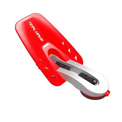 Tidal Wake XLR8 Wake Shaper, Red