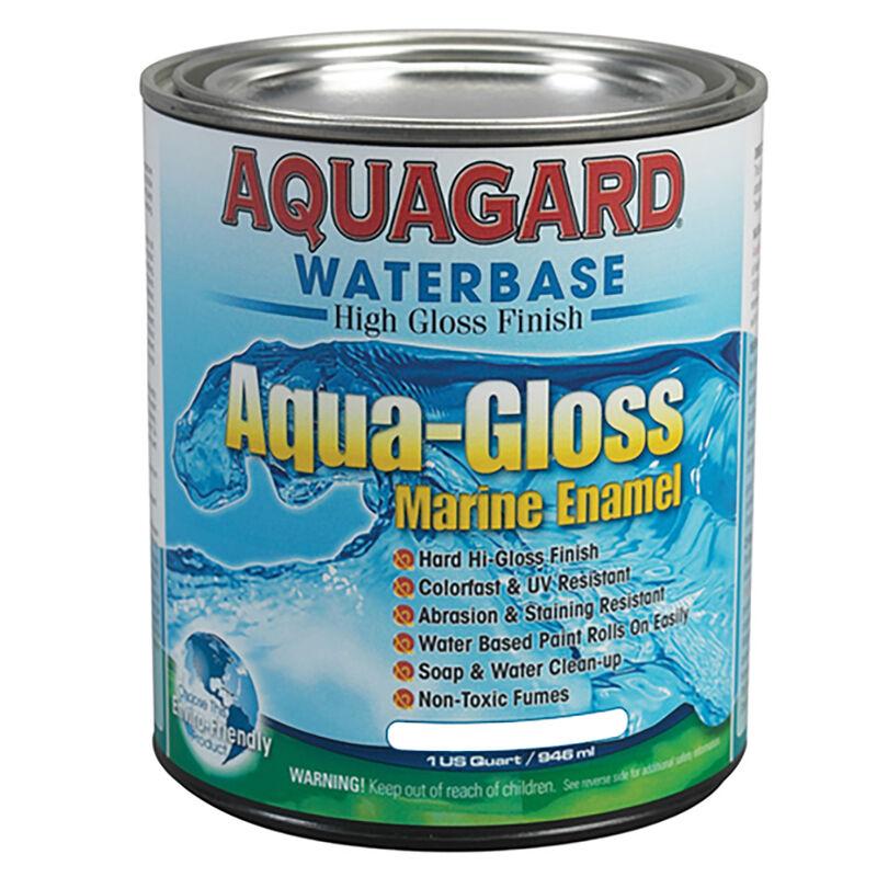 Aquagard Aqua-Gloss Waterbase Enamel, Quart image number 4
